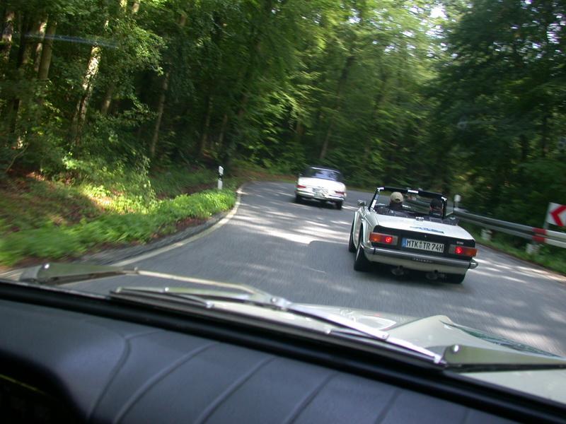 Rallye Heidelberg Historic, 7. bis 9.7. 2005