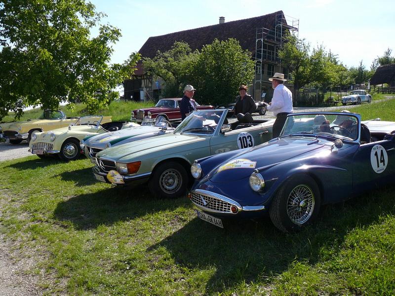 Rallye Stuttgart Historic, 19. bis 20.5.2007