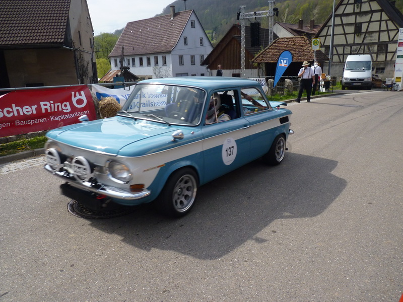 Langenburg Historic 23.04. - 25.04.2010