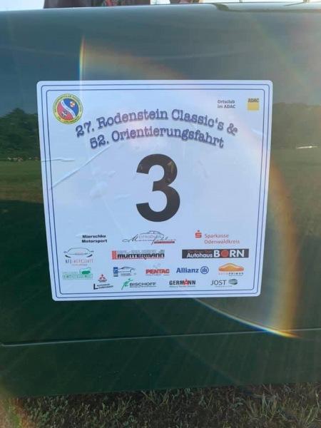 27. Rodenstein Classic`s