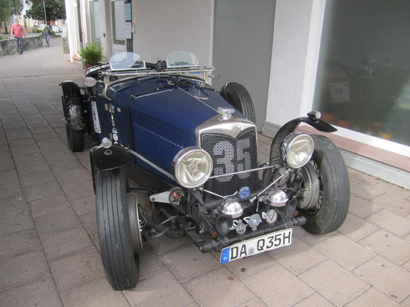 Alte Autos - Oldtimer