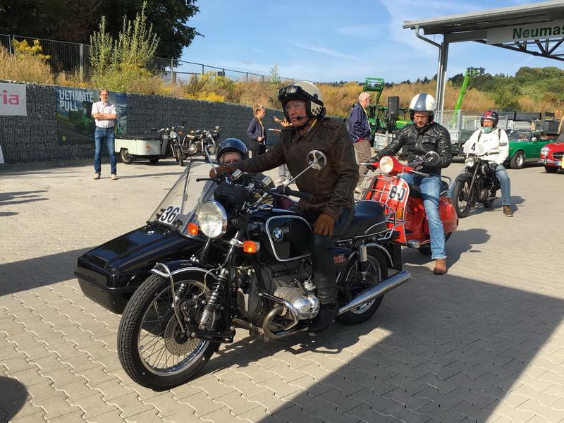 Odenwälder Veteranenfahrt 2018