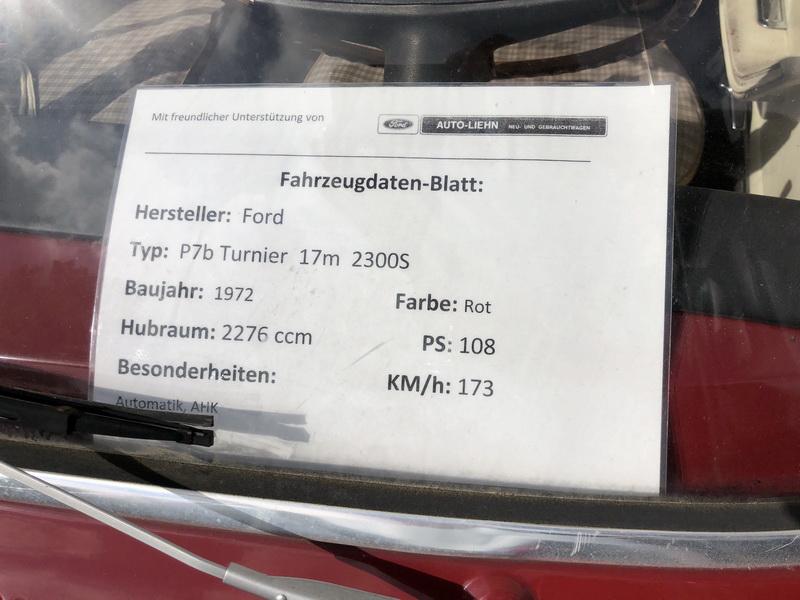 Pfungstädter RTCE-Oldtimer-Treff 2019
