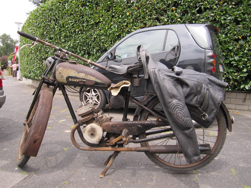 Dürkopp Motorfahrrad