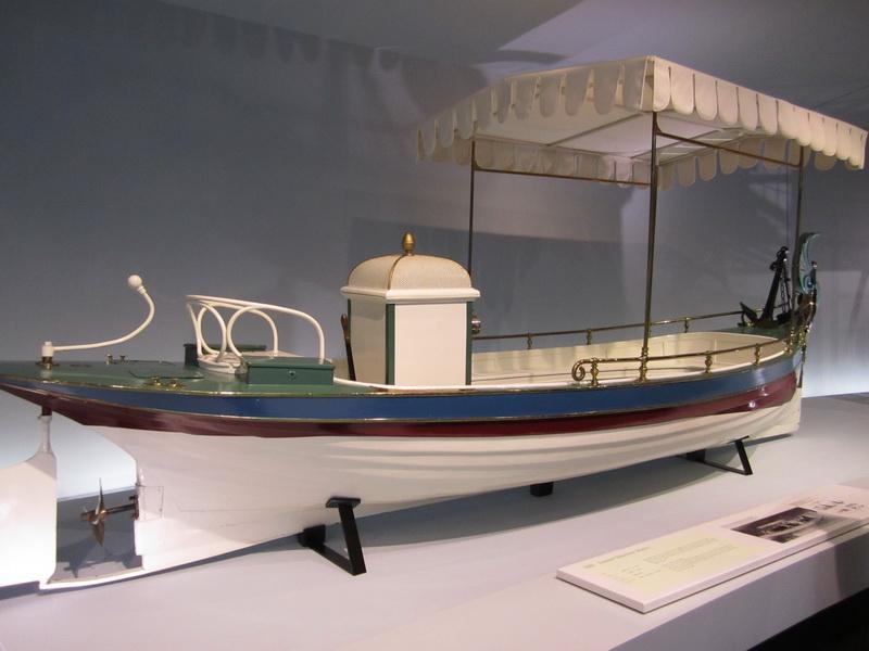 "Daimler Motorboot ""Marie"" 1888"