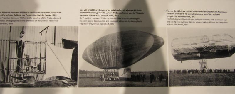 Wölfertsches Motor-Luftschiff 1888