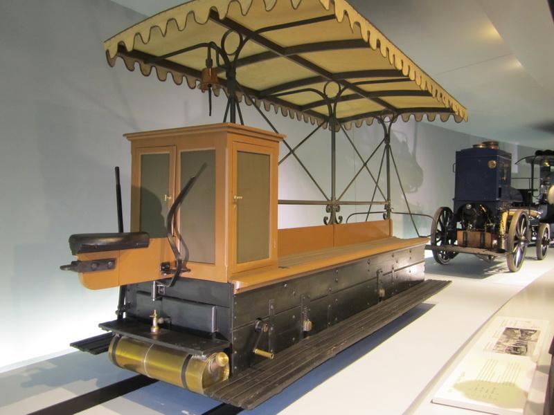 Daimler Motor-Waggonet 1891
