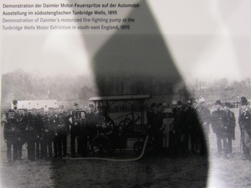 Daimler Motor-Feuerspritze 1892