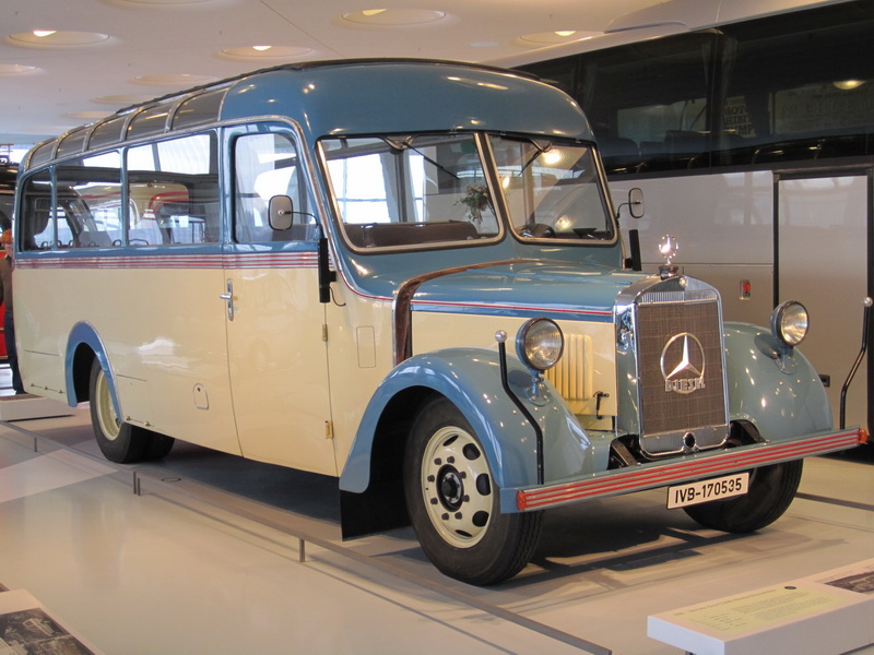 Mercedes-Benz O 2600 Reiseomnibus 1940