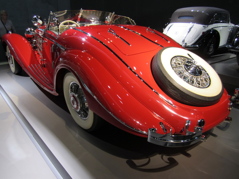 Mercedes-Benz 500 K Spezial-Roadster 1936