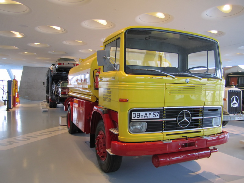 Mercedes-Benz LP 1513 1974
