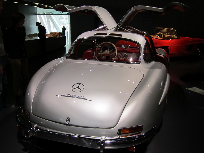 Mercedes-Benz 300 SL Coupe 1955