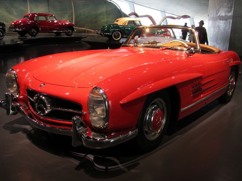 Mercedes-Benz 300 SL Roadster 1962