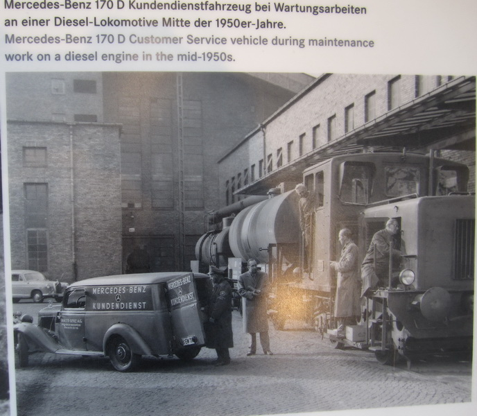 Mercedes-Benz 170 V Kastenwagen
