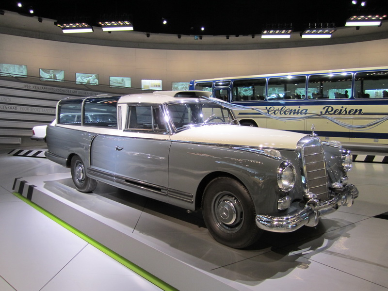 Mercedes Benz 300 Messwagen 1960