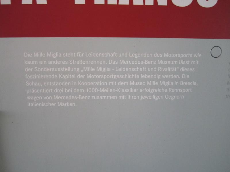 Mercedes-Benz Museum Stuttgart