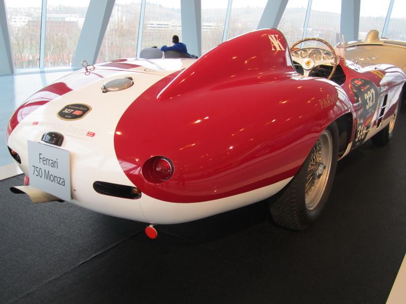 Ferrari 750 Monza Scaglietti 1954
