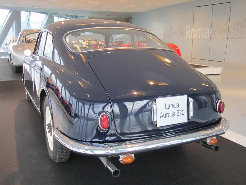 Lancia Aurelia B 20 1956