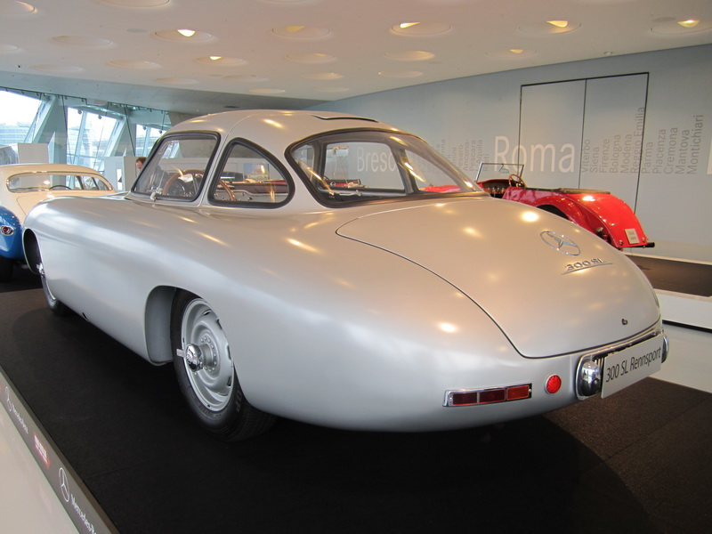 Mercedes-Benz 300 SL 1952