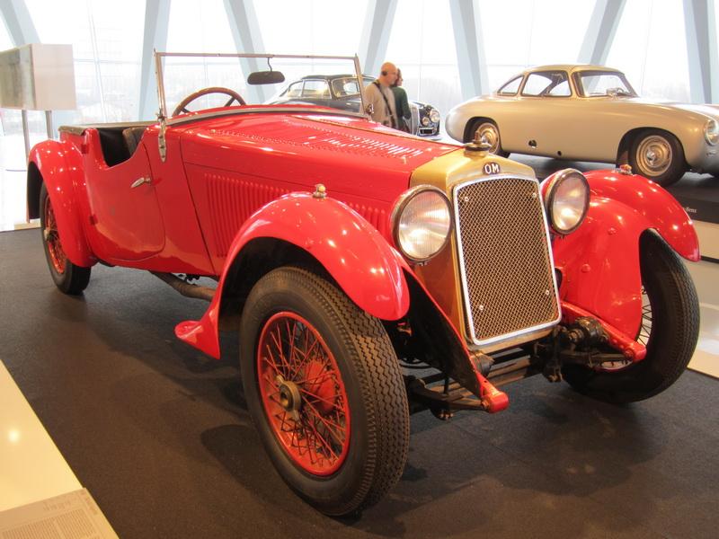 OM 665 Superba 1930