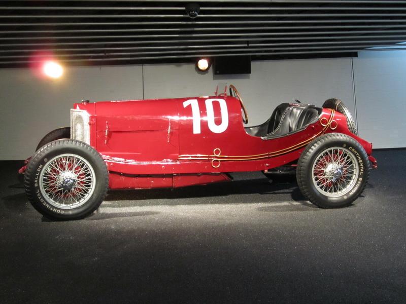 "1924 Mercedes-Benz 2-L-Rennwagen ""Targa Florio"""