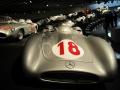 Mercedes-Benz 2,5 L Stromlinienrennwagen W 196 R 1955