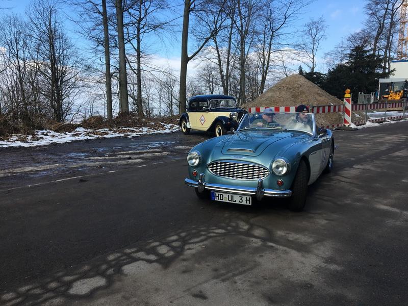 Bergfahrt Königstuhl 2018