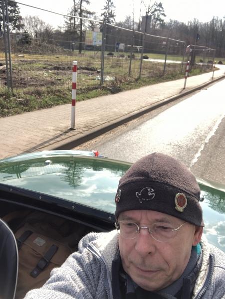 Frogeye Geschichte - Mein Austin Healey MK I - Frosch