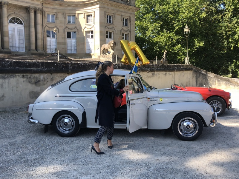 Ausflug GANT Team Ludwigsburg