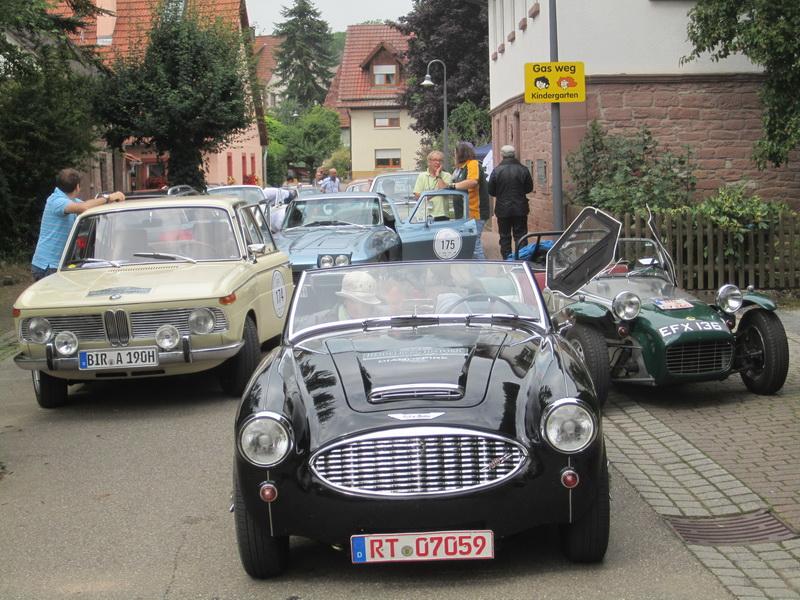 Heidelberg Historic 10.07. bis 12.07.2014