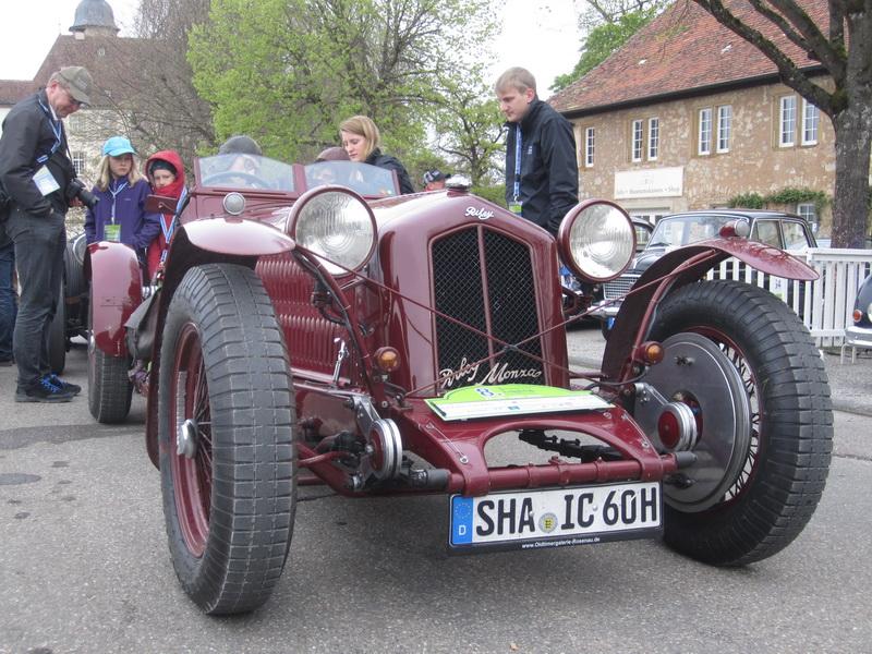Langenburg Historic 2015
