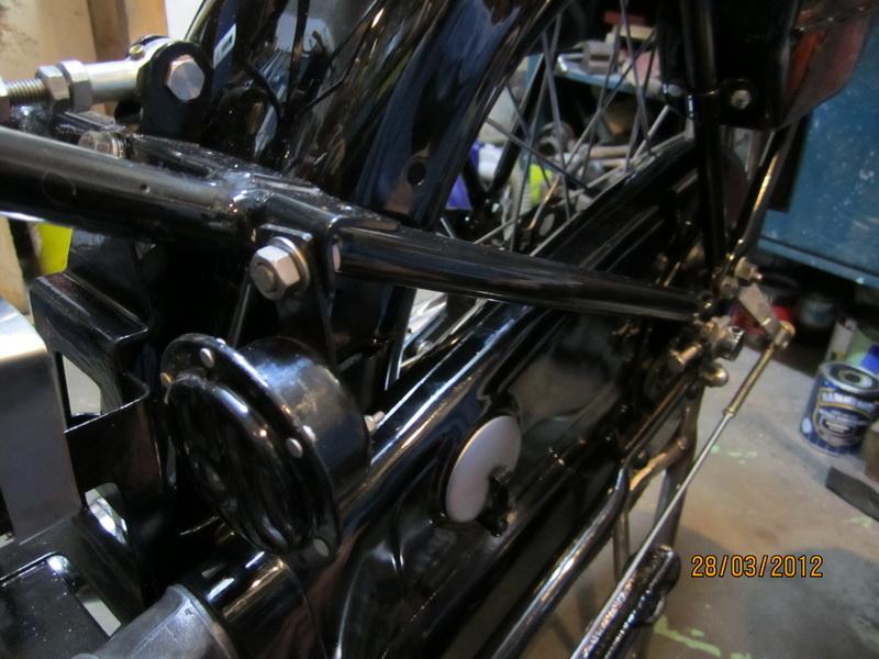 NSU Motorrad 251 OSL