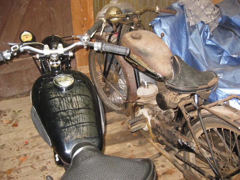 Motorrad Firma Dürkopp