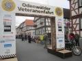 Odenwälder Veteranenfahrt 2015