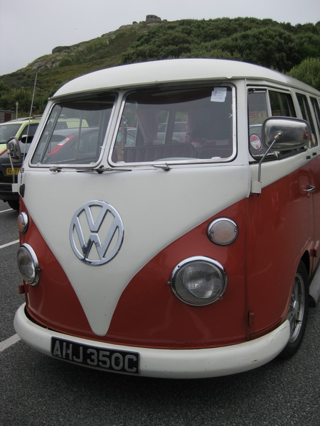 VW Bulli T1 Campingbus