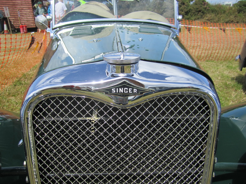 Singer 9 Le Mans 1935
