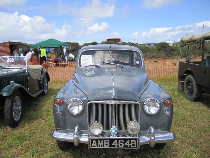 Rover P4 110, 1964