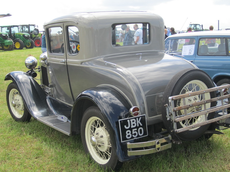 Ford Model A 45B Coupe, 1930