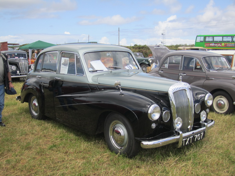 Daimler Century, 1957