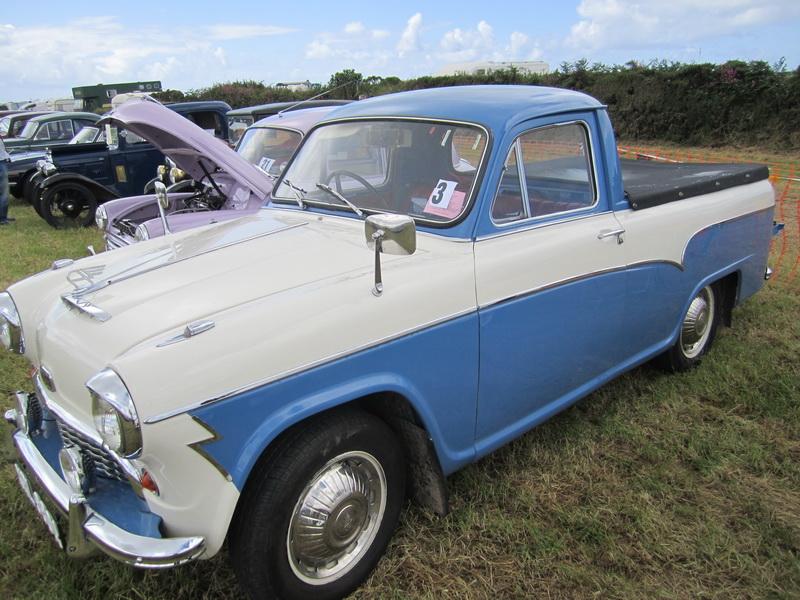 Austin A 55 Pick Up, 1958