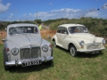 Rover 110 und Morris Minor