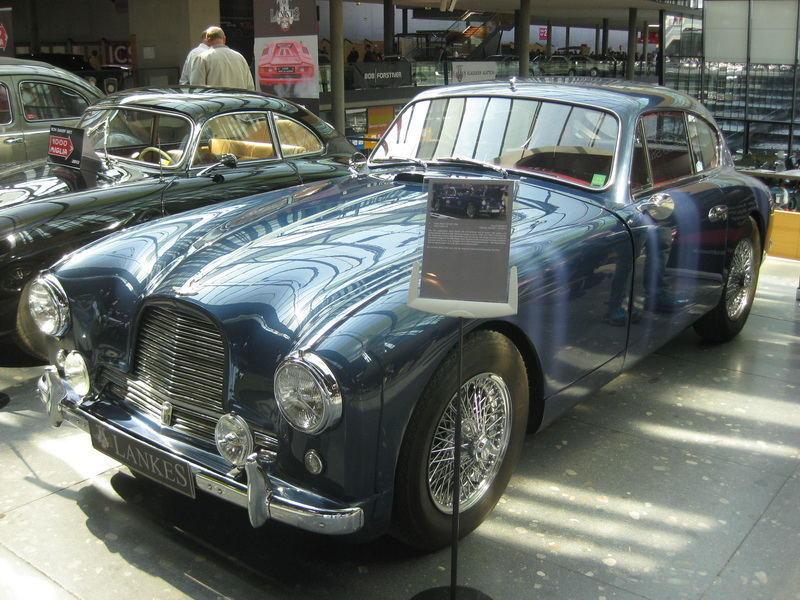 Aston Martin DB 2/4 1954