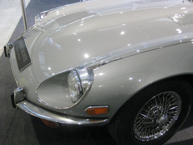 Jaguar E-Typ