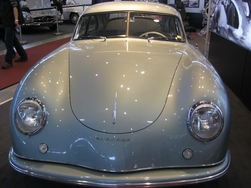 Porsche 356 Geteiltscheiben-Coupe