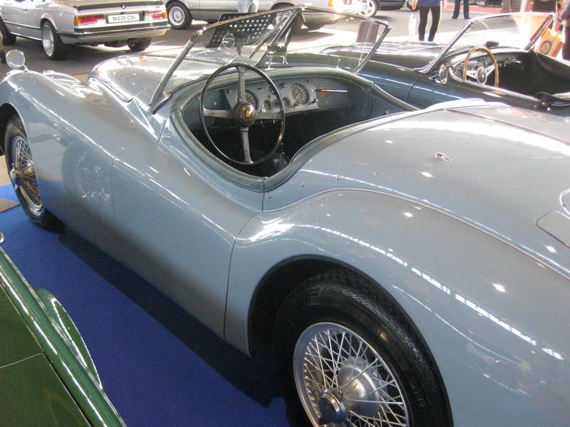 Jaguar XK 140 SE