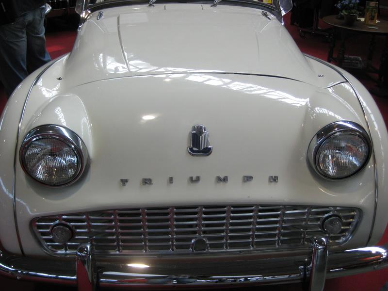 Triumph TR 3A