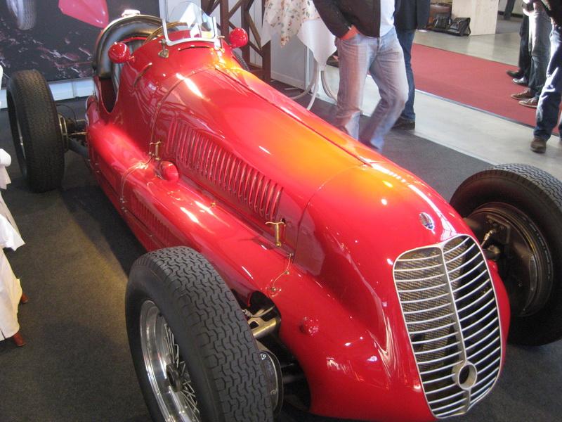 Maserati Monoposto