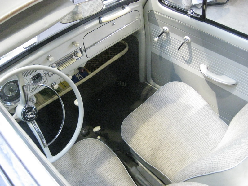 VW 1200 Faltdach Käfer