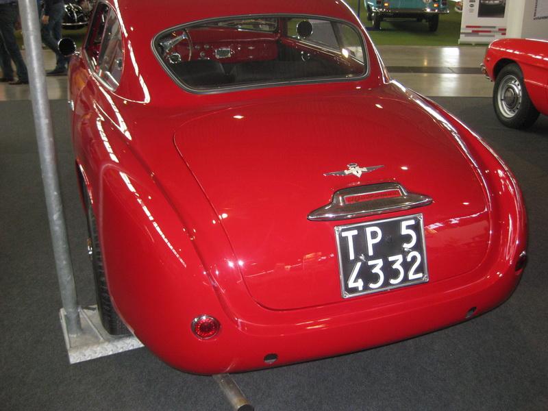Alfa Romeo 1900 Sprint Serie 1
