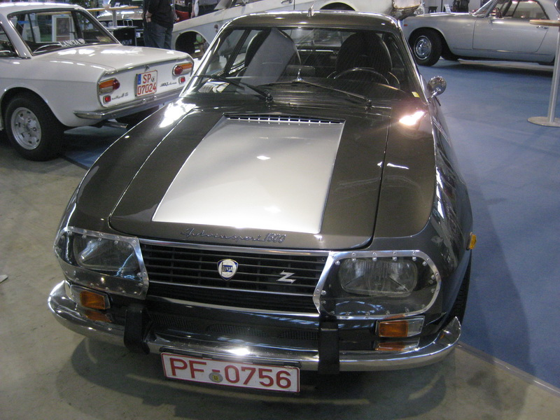 Lancia Intersport 1600